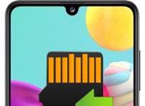 Samsung Galaxy A41 uygulamaları SD kartına taşıma