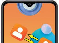 Samsung Galaxy M01s rehberi aktarma