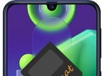 Samsung Galaxy M21 SD kart biçimlendirme