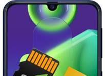 Samsung Galaxy M21 dosyaları SD karta taşıma