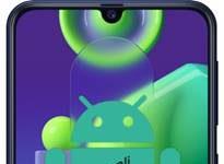 Samsung Galaxy M21 güvenli mod