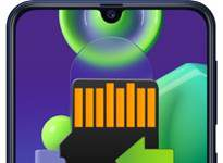 Samsung Galaxy M21 uygulamaları SD kartına taşıma