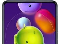 Samsung Galaxy M31s güncelleme