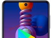 Samsung Galaxy M51 Google Play hataları
