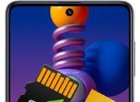 Samsung Galaxy M51 dosyaları SD karta taşıma