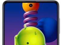 Samsung Galaxy M51 güncelleme