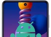 Samsung Galaxy M51 güvenli mod