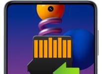 Samsung Galaxy M51 uygulamaları SD kartına taşıma
