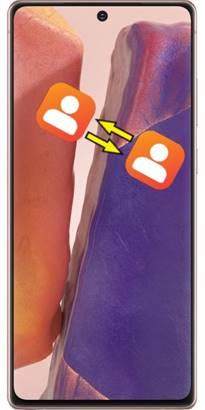 Samsung Galaxy Note 20 rehberi aktarma