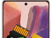 Samsung Galaxy Note 20 dosyaları SD karta taşıma