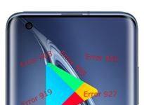 Xiaomi Mi 10 Pro Google Play hataları