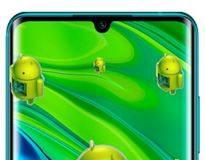 Xiaomi Mi Note 10 Pro güncelleme