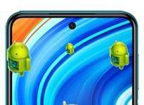 Xiaomi Redmi Note 9 Pro Max güncelleme