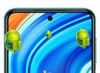 Xiaomi Redmi Note 9 Pro güncelleme