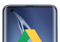 Xiaomi Mi 10 Pro dosyaları Google Drive'a yedekleme