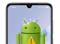 Xiaomi Mi 9 Pro Android sürümü