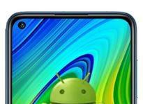 Xiaomi Redmi Note 9 Android sürümü
