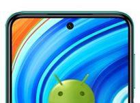 Xiaomi Redmi Note 9 Pro Android sürümü