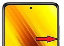 Xiaomi Poco X3 NFC ekran görüntüsü alma
