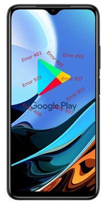 Xiaomi Redmi 9 Power Google Play hataları
