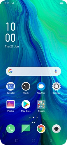 OPPO Reno 5G Bir Bluetooth Cihazını Telefonunuzla Eşleştirme
